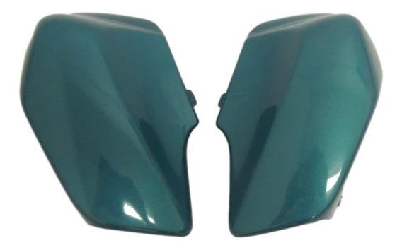 Cobertura Garfo (protetor Bengala) C100 Biz 2000 (verde)