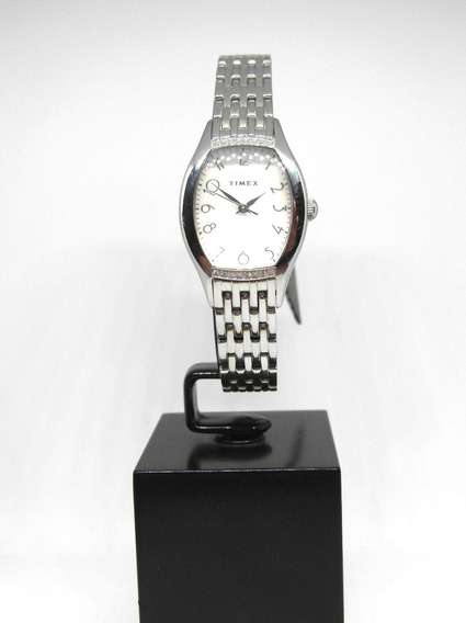 Reloj Timex Para Dama Con Brillantes Nuevo ¡¡oferta!! Wow