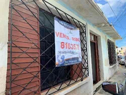 Casa Sola En Venta En La Ermita, Campeche, Campeche