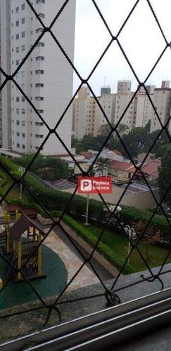 Apartamento Com 3 Dormitórios À Venda, 65 M² Por R$ 648.000 - Vila Mariana - São Paulo/sp - Ap28633