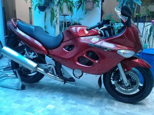 Imagem 1 de 8 de Suzuki Gsx 750f 2008
