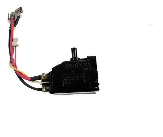 Interruptor Original C3hy-1a Para Serra Sabre Djr183 Makita