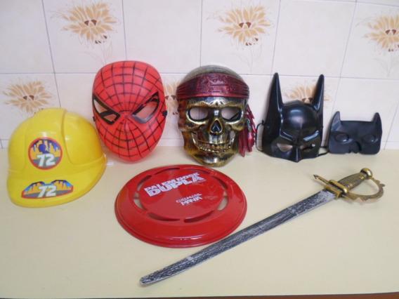 Máscara Infantil (todas Por R$ 29,90)