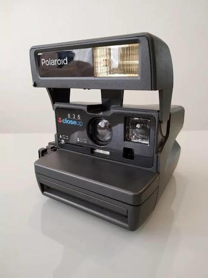 Camera Instantânea Polaroid 636
