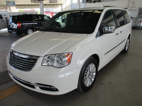 Chrysler Town & Country 3.6 Limited 2013 Blanca