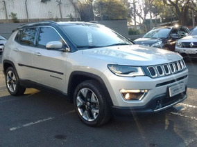 Jeep Compass Limited 4x2 2.0 16v At6 Flex 2017/2017 7999