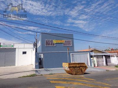 Vendo Ou Alugo Prédio Comercial/salão Comercial Próximo A Avenida Das Amoreiras - Sl0069