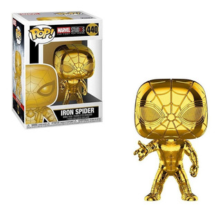Figura Funko Pop Marvel Ms 10 - Iron Spider 440 Original!!!