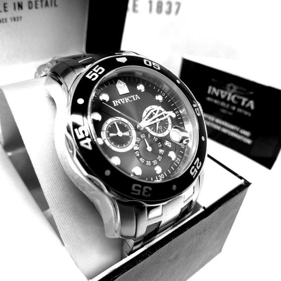 Relógio Invicta Pro Diver 0072 Novo Importado Eua - Original