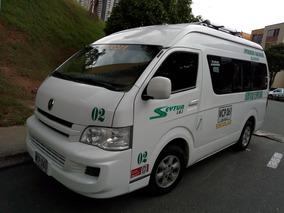 Microbus Jinbei H2 En Excelente Estado