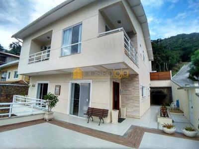 Casa Residencial Para Venda E Locação, Charitas, Niterói - Ca0761. - Ca0761