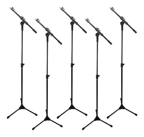 Pedestal Rmv Psu 0135 Para Microfone Pés Easy Look (5und)