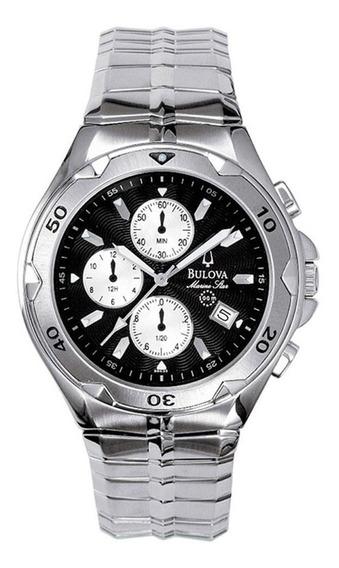 Relógio Bulova Masculino Marine Star Wb30471t