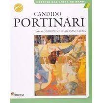 Candido Portinari Col. Mestre Das Artes No Brasil