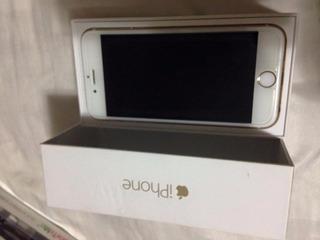 iPhone 6 16gb 4g Dourado Icloud Livre Nota E Garantia