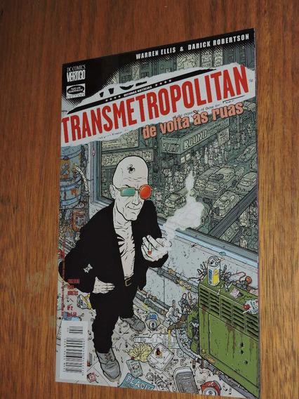 Transmetropolitan - Vertigo Warren Ellis No 02 Teq
