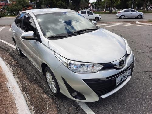 Imagem 1 de 15 de Toyota Yaris Sedan Xl 1.5 Cvt