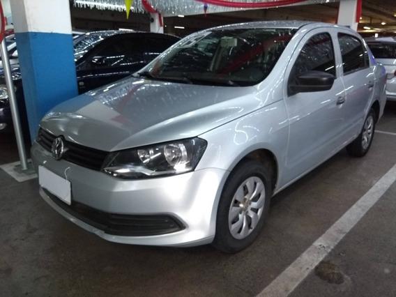 Volkswagen Voyage 1.6 Trendline 8v Flex 4p Sem Entrada Uber