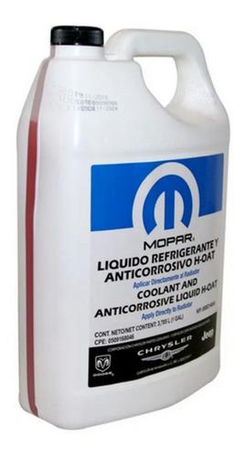 Refrigerante Mopar Original,   Liquido Anticorrosivo