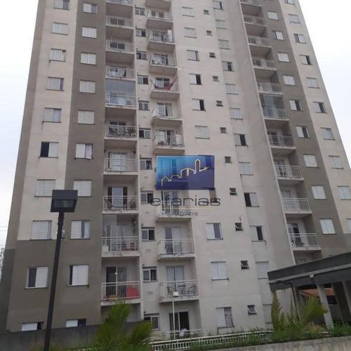 Apartamento Com 3 Dormitórios À Venda, 72 M² Por R$ 380.000 - Jardim Nove De Julho - São Paulo/sp - Ap0487
