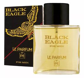 Perfume Masculino Black Eagle Le Parfum Longa Duração