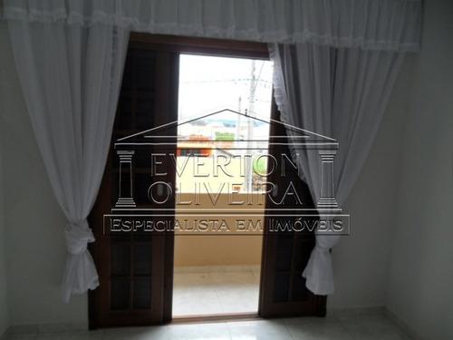 Sobrado - Residencial Santa Paula - Ref: 3998 - V-3998