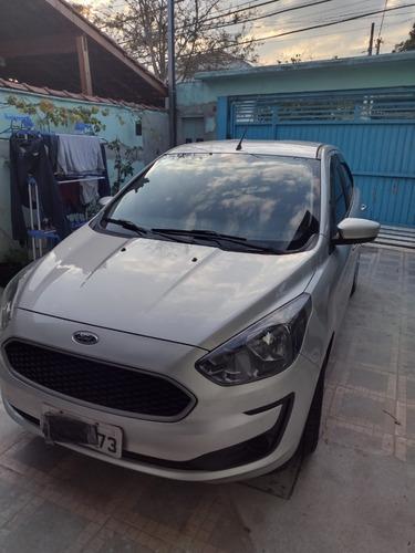 Ford Ka Se 1.0 12v 2019 Único Dono