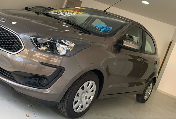 Ford Ka 1.0 Se Plus Flex 5p 2019