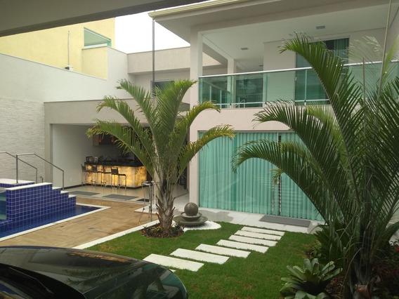 Casa Em Condomínio Com 3 Quartos Para Comprar No Cond. Fazenda Da Serra Em Belo Horizonte/mg - 1231