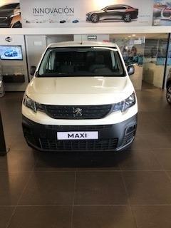 Peugeot Nueva Partner Maxi Motor 1.6 Hdi Man. 2020 Blanco 5p
