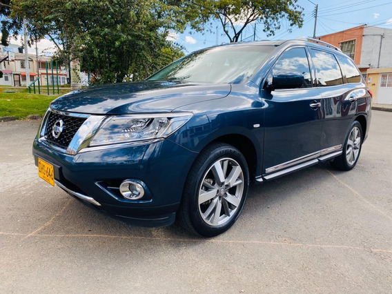 Nissan Pathfinder Mt 3498 M2015