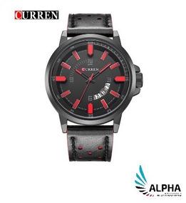 Relógio Masculino De Luxo C/ Calendário P/ D