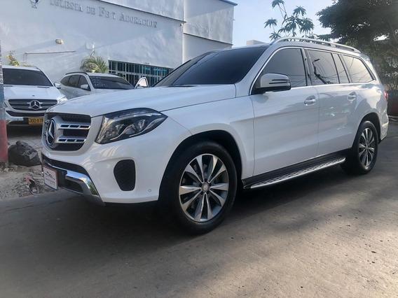 Mercedes Benz Gls 2017
