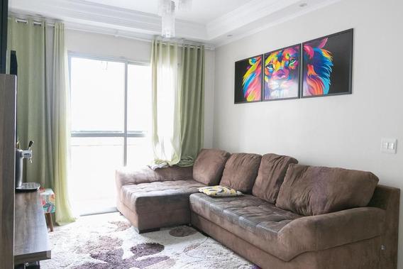 Apartamento No 7º Andar Com 2 Dormitórios E 1 Garagem - Id: 892991497 - 291497