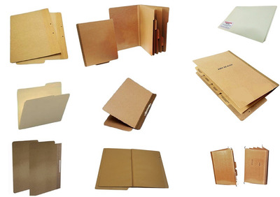 Fabrica De Carpetas Y Cajas De Cartón Para Archivos