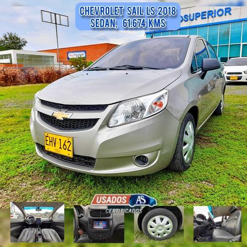 Chevrolet Sail 2018 1.4 Ls Sedan