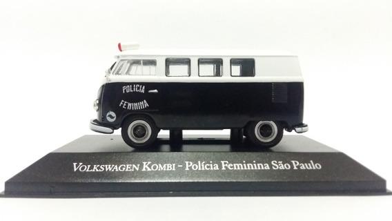 Veículos De Serviço - Vw Kombi - Polícia Feminina São Paulo