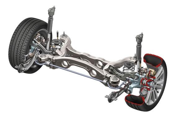 Semi Eje Trasero Repuestos Mercedes Benz W203