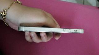 iPhone 5 Pouco Uso 650 Não Pega Biometria