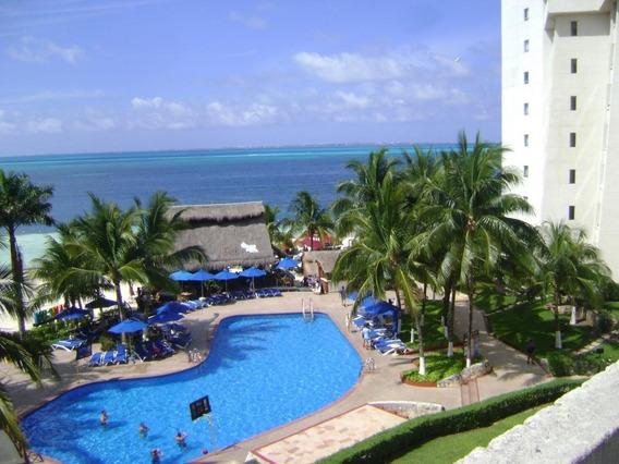Casa Maya Cancún Frente Al Mar 1 Rec Mas Studio Lock Off En Venta! C2677