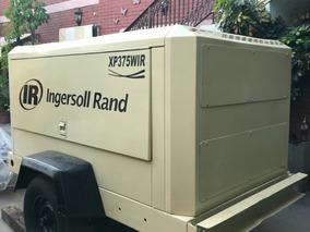 Compresor De Aire Ingersoll Rand Xp375wir