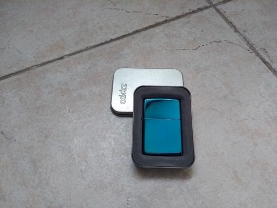 Encendedor Zippo + Estuche 5 Piedras Zippo