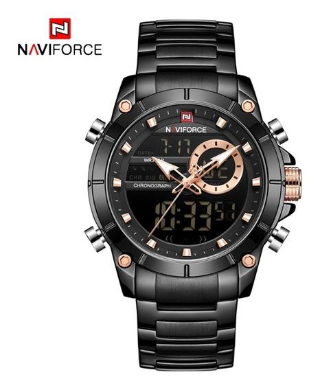 Relógio Masculino Esportivo Digital Militar Prova Dágua 91nf