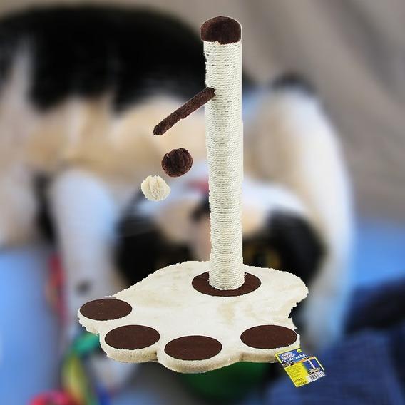 Casa Arranhador Gato Pet Pata Brinquedo Acessório Anti Stres