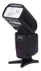 Flash Triopo Canon - Nikon Tr-586ex Auto Zoom Ttl