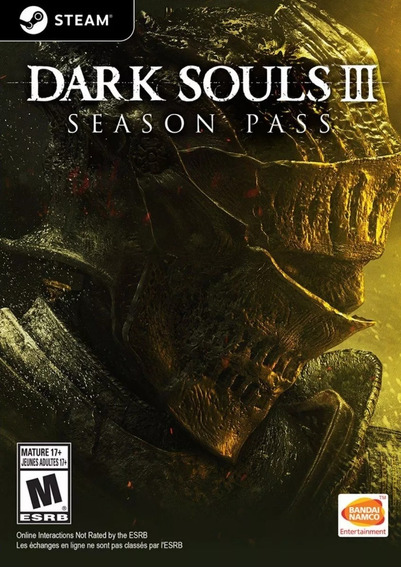 Dark Souls 3 Season Pass Pc - 100% Original (steam Key)