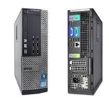 Cpu Dell Usado Optiplex 990, Desktop/usff, I5(2da)