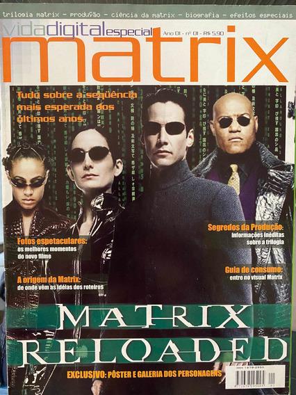 Revista Vida Digital Especial Matrix Reloaded