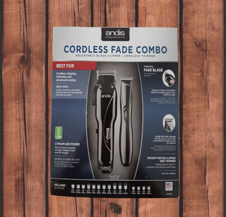 Cordless Fade Combo Andis