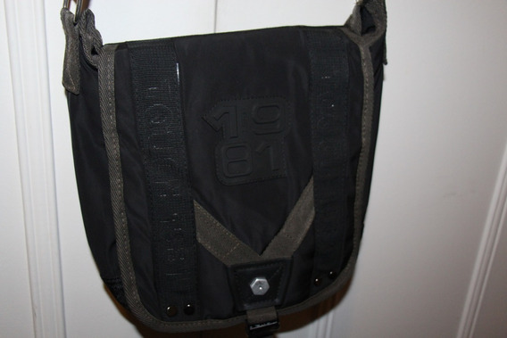 Morral Negro Touch Gt-36